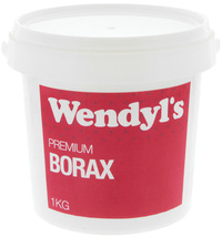 Wendyl's: Premium Borax (1kg)