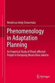 Phenomenology in Adaptation Planning by Hendricus Andy Simarmata