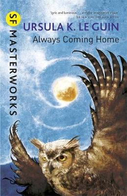 Always Coming Home by Ursula K. Le Guin image