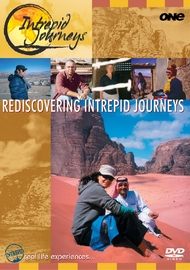 Rediscovering Intrepid Journeys (2 Disc) on DVD image