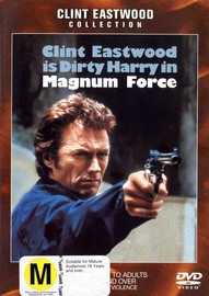 Magnum Force on DVD image