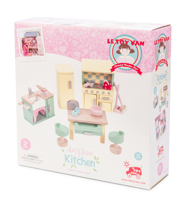 Le Toy Van Daisy Lane Kitchen Furniture Set Toy At Mighty Ape