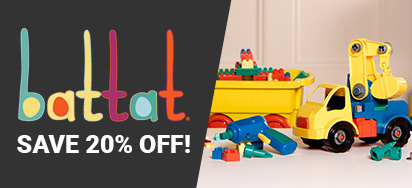 20% off Battat!
