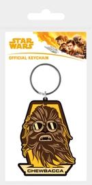 Star Wars Solo - Chewbacca Badge Keychain
