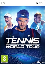 Tennis World Tour for PC Games