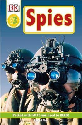 DK Readers L3: Spies! by Richard Platt image