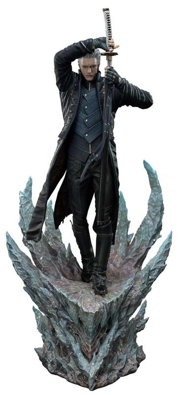 "Devil May Cry V: Vergil - 29"" Premium Statue"