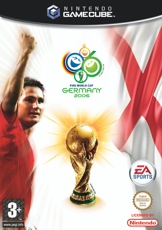 FIFA World Cup 06 for GameCube