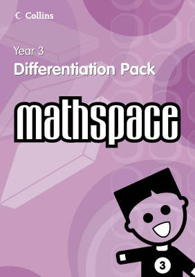 Mathspace: Year 3: Differentiation Worksheets by Lambda Educational Technologies Ltd