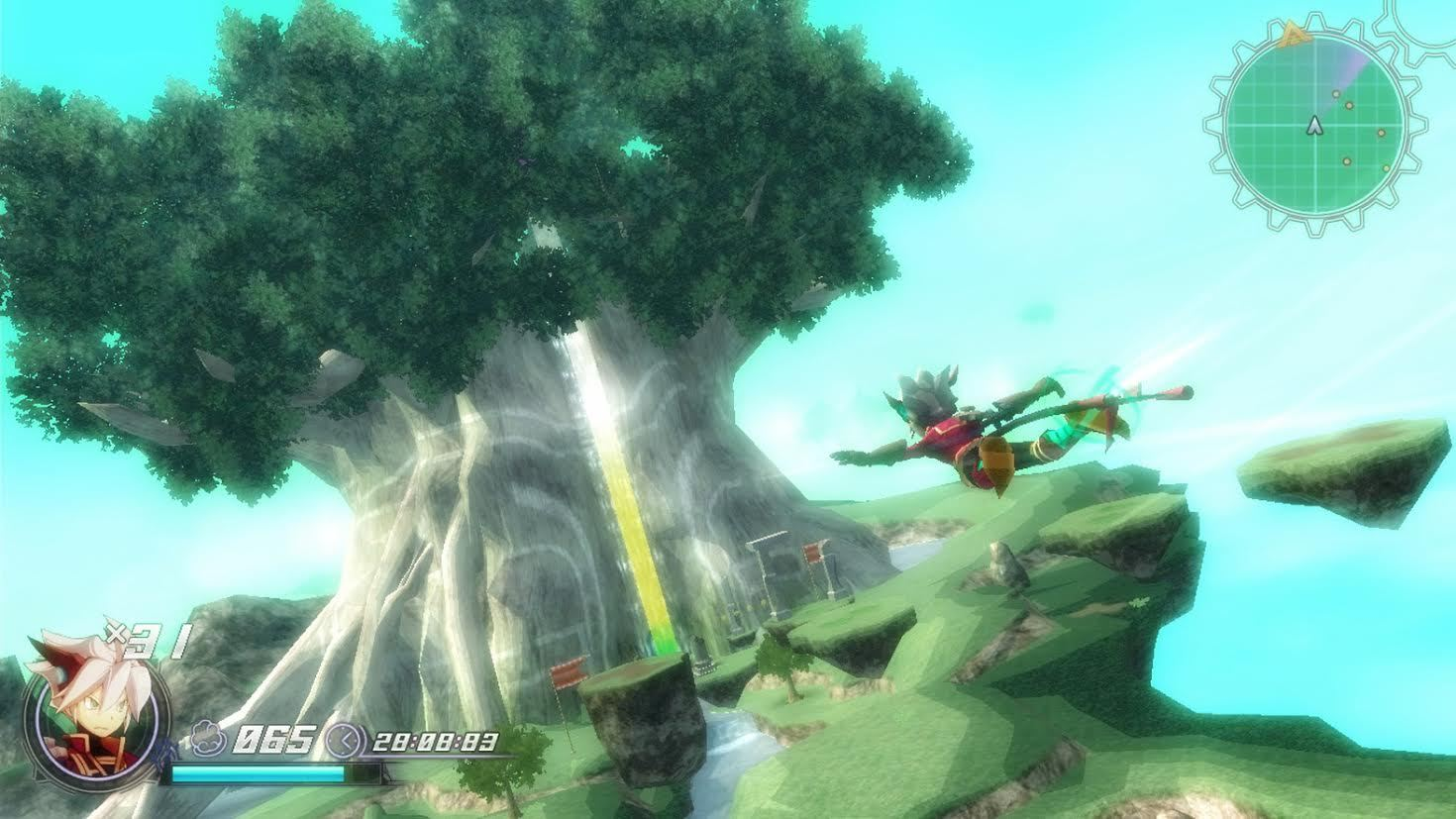 Rodea: The Sky Soldier for Nintendo 3DS image