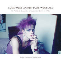 Some Wear Leather, Some Wear Lace by Andi Harriman