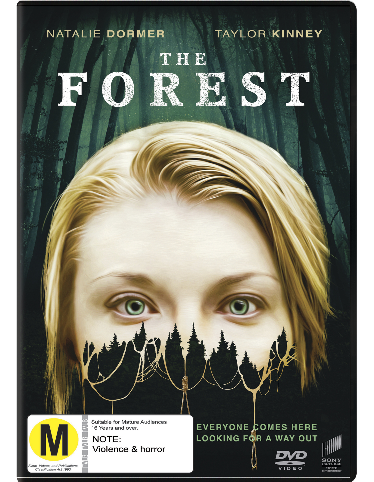The Forest on DVD image