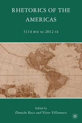 Rhetorics of the Americas image