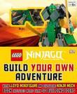 Lego Ninjago: Build Your Own Adventure (Book + Bricks) by DK