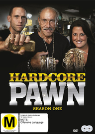 Hardcore Pawn (Season 1) on DVD