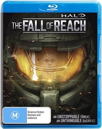 Halo - The Fall of Reach on Blu-ray