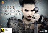 Gods, Goddesses & Warriors Collector's Set on DVD