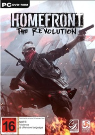 Homefront: The Revolution for PC Games