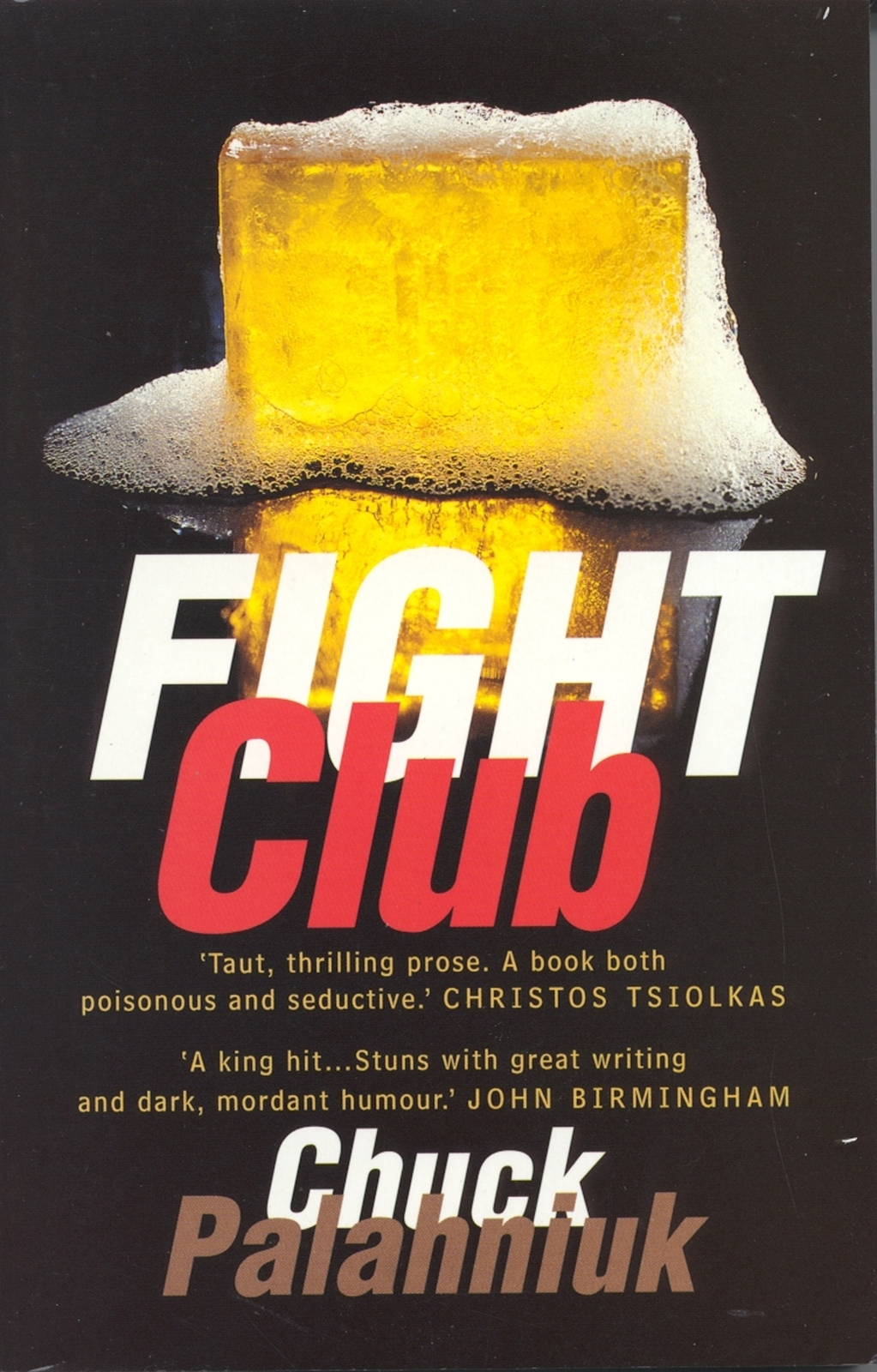 Fight Club by Chuck Palahniuk image