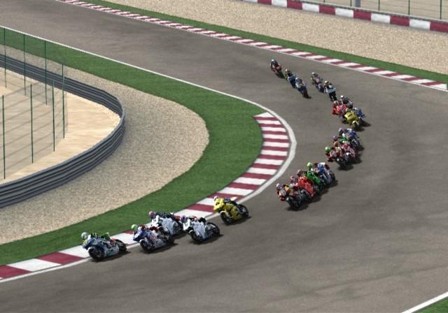 Moto GP 07 for PlayStation 2 image