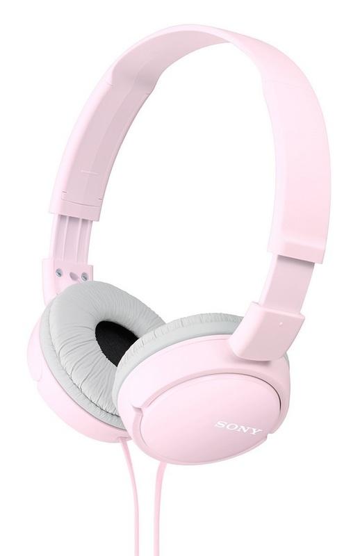 Sony: ZX110 Overhead Headphones (Pink)
