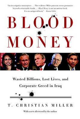 Blood Money by T. Christian Miller image