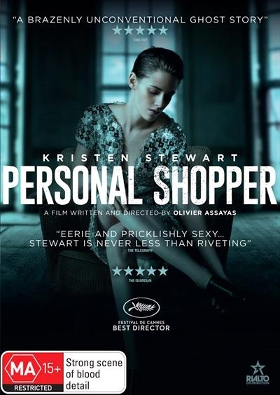 Personal Shopper on DVD image
