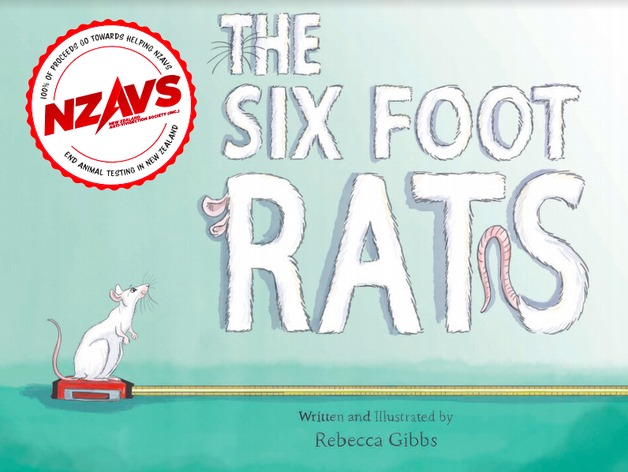 The Six-Foot Rats by Rebecca Gibbs