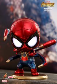 Avengers: Infinity War - Iron Spider #2 Cosbaby Figure