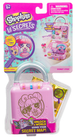 Shopkins: Little Secrets Mini Playset - Donut Stop