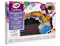 Crayola: Creations - Chalkboard Room Sign Kit