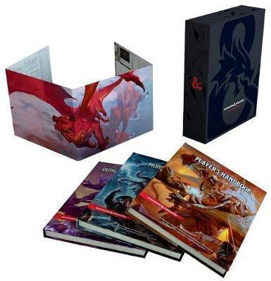 Dungeons and Dragons 5th Edition Gift Set by Wizards RPG Team