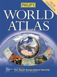 Philip's World Atlas by Philip's Maps