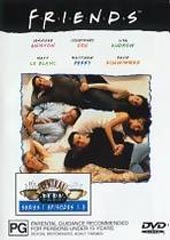 Friends Series 1 Vol 1 on DVD