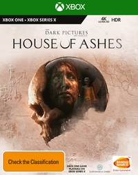 The Dark Pictures Anthology - House of Ashes for Xbox Series X, Xbox One