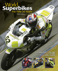 World Superbikes: The First 20 Years by Julian Ryder image
