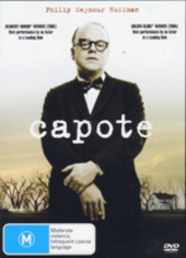 Capote on DVD