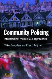 Community Policing by Mike Brogden image