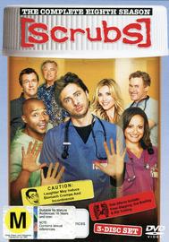Scrubs - The Complete Eighth Season on DVD