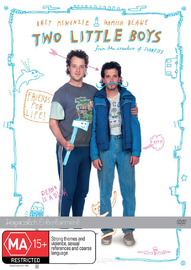 Two Little Boys on DVD
