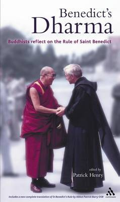 Benedict's Dharma: Buddhists Reflect on the Rule of St.Benedict image