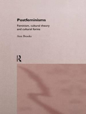 Postfeminisms by Ann Brooks image