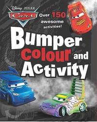 "Disney Bumper Colouring and Activity: ""Cars"" image"