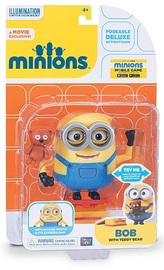 Minions: Bob & Bear - Deluxe Action Figure