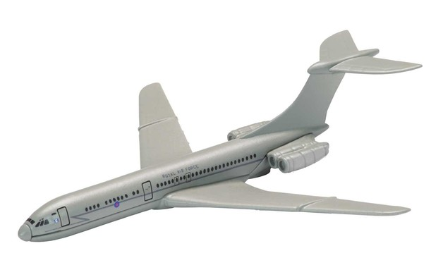 Corgi: Showcase Vickers VC10 - Diecast Model