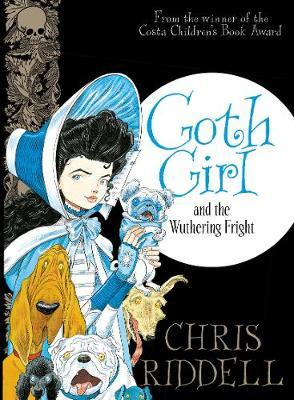 Goth Girl and the Wuthering Fright by Chris Riddell image