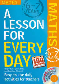 Maths Ages 6-7 by Hilary Koll