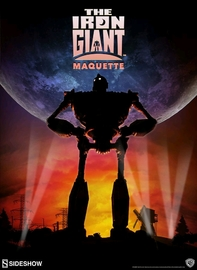 """The Iron Giant - 25.5"""" Maquette Statue"""