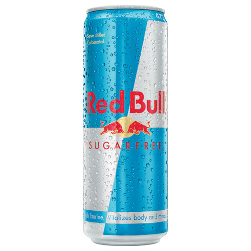 Red Bull Sugar Free Energy Drink 473ml Cans 12pk