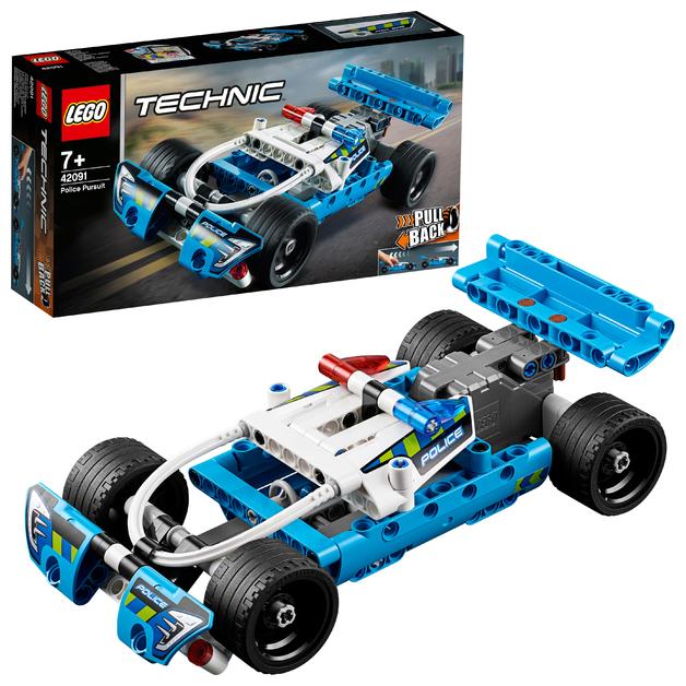 Lego Technic Excavator 42006 Toy At Mighty Ape Australia